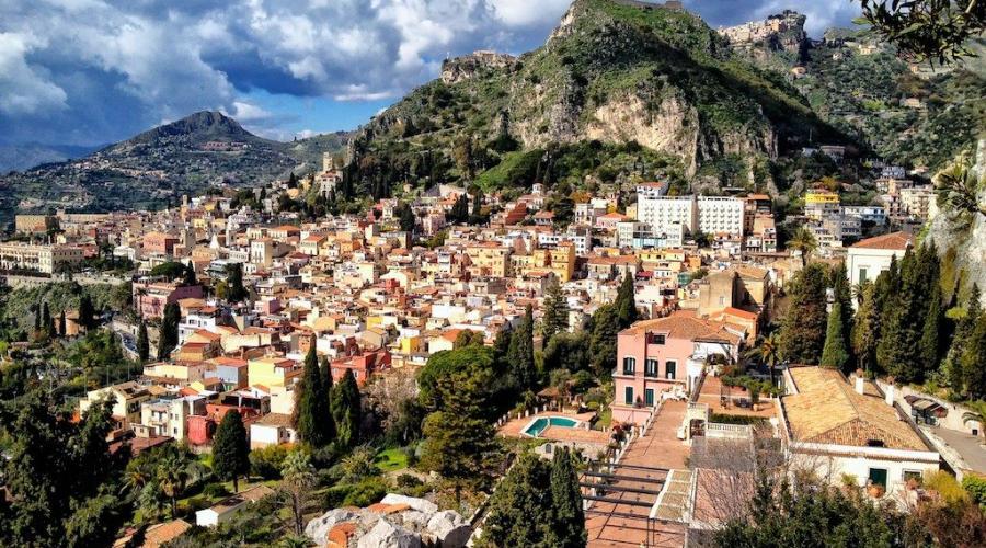Taormina Sicily - Fastravel